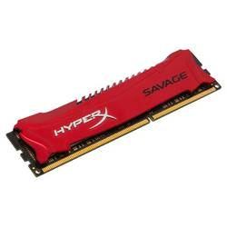 HyperX Savage, 4GB DDR3, 1866MHz CL9