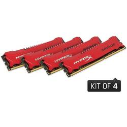 HyperX Savage 32GB DDR3 1600MHz CL9 Quad Channel Kit