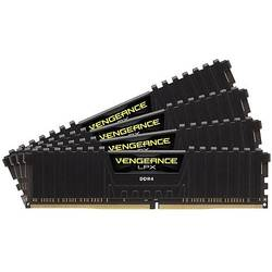 Vengeance LPX Black 16GB DDR4 2800MHz CL16 Kit Quad Channel
