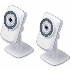DCS-932L-TWIN/E, Pachet 2 x Camera de supraveghere, Wireless, Day/Night, Cloud