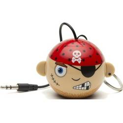 Trendz Mini Buddy Pirate, Bej/Rosu