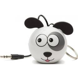 Trendz Mini Buddy Dog, Alb/Negru