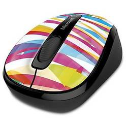 Mobile 3500 Bansage Stripe, Wireless, Multicolor