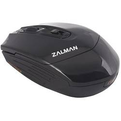 Mouse gaming Zalman ZM-M500WL, 3000 dpi, Wireless, Negru