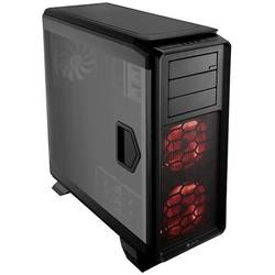 Graphite 760T Windowed, FullTower, Fara sursa, Negru