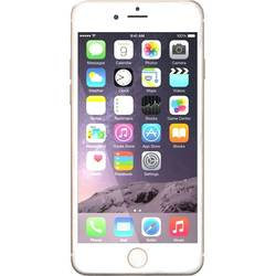 iPhone 6, LED backlit IPS LCD capacitive touchscreen 4.7'', Dual Core 1.4 GHz, 1GB RAM, 64GB, 8.0MP, PowerVR GX6450, 4G, iOS 8, Gold