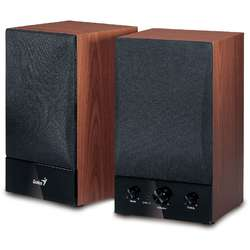 SP-HF1250B, 2.0, 40W, Cherry Wood
