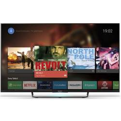Bravia Smart TV  KDL-50W755C, 127cm, Full HD Android TV, Negru