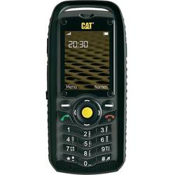 CAT B25, Dual SIM, 256MB RAM, 512MB, 2MP, 2.0'' TFT QVGA display, Bluetooth, USB, Negru