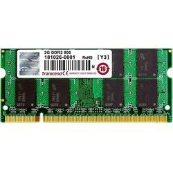 DDR2, 2GB, 800MHz, CL6, 1.8V