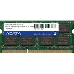 Premier, DDR3, 8GB, 1600MHz, CL11, Retail