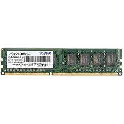 Signature, DDR3, 8GB, 1333MHz, CL9, 1.5V