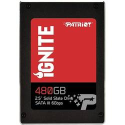 Ignite, 480GB, SATA 3, 2.5''