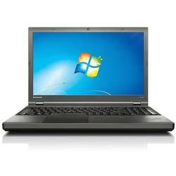 "ThinkPad T540P, 15.6"" FHD, Core i5-4300M 2.60GHz, GeForce GT 730M 1GB, 4GB DDR3, HDD 500GB, Finger Print Reader, Win 7 Pro, Negru"