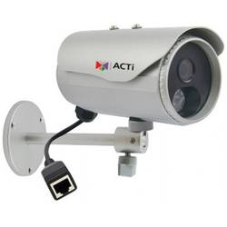 D31, Bullet, Digitala, 4.2mm, 1MP, 1/4 Progressive Scan CMOS, IR LED, Detectie miscare, Alb