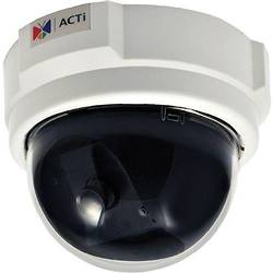 E51, Dome, Digitala, 2.8mm, 1MP, 1/4 Progressive Scan CMOS, Detectie miscare, Alb