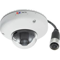 E921M, Dome, Digitala, 1.19mm, 5MP, 1/3.2 Progressive Scan CMOS, Micro SDHC, Micro SDXC, Detectie miscare, Alb
