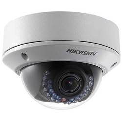 DS-2CD2712F-I, Dome, Digitala, 1.3MP, 1/3 Progressive Scan CMOS, IR LED, Detectie miscare, Alb