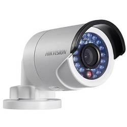 DS-2CC11D3S-IR-3.6MM, Bullet, Analog, 1.3MP, 1/3 Progressive Scan CMOS, IR LED, Detectie miscare, Alb