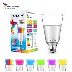 Bec cu LED A-Data Aura A19, E27, 7W, RGB Color, Bluetooth, App Control Android, iOS