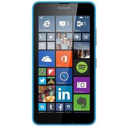 Lumia 640, Dual SIM, 1GB RAM, 8GB, Quad Core 1.2GHz, 8MP, 5.0'' IPS LCD touchscreen, Windows Phone 8.1, 3G, Cyan
