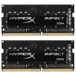 SODIMM HyperX Impact DDR4, 8GB, 2133MHz CL13, Kit Dual Channel