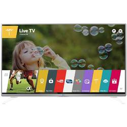 Smart TV 49LF590V, 124cm, FHD, Argintiu