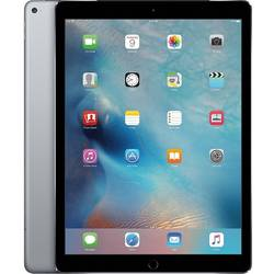 iPad Pro, Retina capacitive touchscreen 12.9'', Apple A9X 2.26GHz, 4GB RAM, 128GB Flash, Wi-Fi, iOS 9, Space Gray