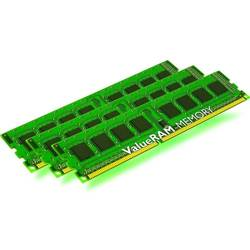 ValueRAM DDR3, 24GB, 1333MHz CL9, Kit Tri Channel