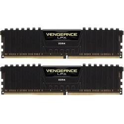 Vengeance LPX Black 32GB DDR4 3000MHz CL15 Kit Dual Channel