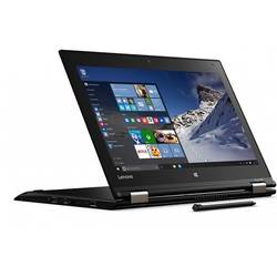 ThinkPad Yoga 260, 12.5'' FHD Touch, Core i7-6500U 2.5Ghz, 8GB DDR3, 256GB SSD, Intel HD 520, FingerPrint Reader, Win 10 Pro 64bit, Negru