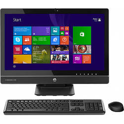 EliteOne 800 G1, 23'' FHD, Core i5-4690S 3.2GHz, 4GB DDR3, 500GB HDD, Intel HD 4600, Win 7 Pro 64bit + Win 8.1 Pro 64bit, Negru