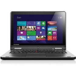 Laptop renew Lenovo ThinkPad S1 Yoga 12.5'', Core i7-4510U, 8GB DDR3, 256GB SSD, Intel HD Graphics 4400, Windows 8.1, Negru
