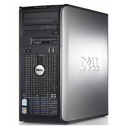 OptiPlex 360, E8500 Core 2 Duo, 4GB DDR2, 160GB SATA, DVD-RW