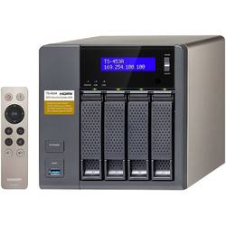 TS-453A-4G, Intel Celeron Quad-Core 1.6 GHz, 4GB DDR3, 4 Bay, 4 x USB