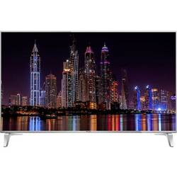 Smart TV TX-50DX750E, 127cm, 4K UHD, 3D, Argintiu