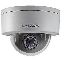 DS-2DE3204W-DE 2.8 - 12mm, Dome, Digitala, 2MP, 1/3 Progressive Scan CMOS, Detectie miscare, Alb/Negru