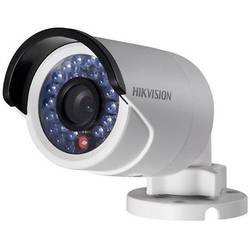 DS-2CD2010F-I 4mm, Bullet, Digitala, 1.3MP, 1/3 Progressive Scan CMOS, IR, Detectie miscare, Alb