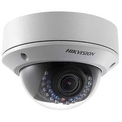 DS-2CD2732F-IS 2.8 - 12mm, Dome, Digitala, 3MP, 1/3 Progressive Scan CMOS, IR, Detectie miscare, Alb/Negru
