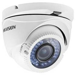 DS-2CE56C2T-VFIR3 2.8 - 12 mm, Dome, Analog, 1.3MP, 1/3 Progressive Scan CMOS, IR, Alb