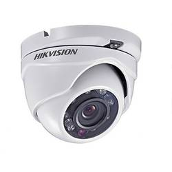 DS-2CC52C2S-IRM 3.6mm, Dome, Analog, 1.3MP, 1/3 Progressive Scan CMOS, IR, Alb