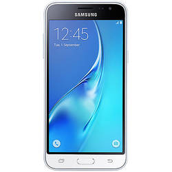 J320 Galaxy J3 (2016), Dual SIM, 1.5GB Ram, 8GB, 8MP, 5.0'' Super AMOLED touchscreen, Android Lollipop, Alb
