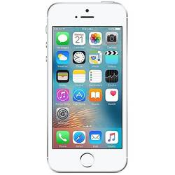 iPhone SE, Single SIM, 2GB Ram, 16GB, 12MP, 4.0'' LED-backlit IPS LCD Capacitive Touchscreen, LTE, iOS 9, Silver