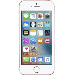 iPhone SE, Single SIM, 2GB Ram, 64GB, 12MP, 4.0'' LED-backlit IPS LCD Capacitive Touchscreen, LTE, iOS 9, Rose Gold