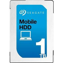 Mobile HDD, 1TB, 5400RPM, 128MB, SATA 3, ST1000LM035