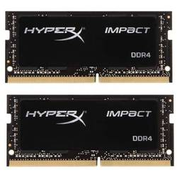 HyperX Impact, DDR4, 32GB, 2133MHz, CL13, 1.2V, Kit Dual Channel