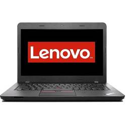 ThinkPad E460, 14.0'' HD, Core i5-6200U 2.3GHz, 4GB DDR3, 500GB HDD, Radeon R5 M330 2GB, FreeDOS, Aluminum Graphite Black