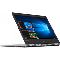 Yoga 900S-12, 12.5'' QHD Touch, Core m5-6Y54 1.1GHz, 8GB DDR3, 256GB SSD, Intel HD 515, Win 10 Home 64bit, Argintiu