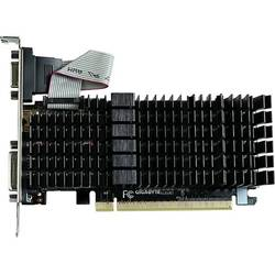 GeForce GT 710 Silent , 1GB DDR3, 64biti, Low profile, Heatsink
