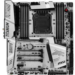X99A XPOWER GAMING TITANIUM, Socket 2011-3, eATX